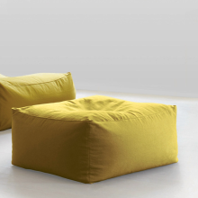 ZOE|in  Pouf for Indoor Use