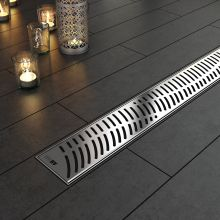 Onda Linear Shower Drain