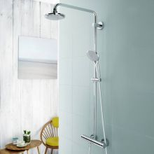 Euphoria 210 Thermostatic Shower Set