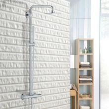 Euphoria Cube 150 Thermostatic Shower Set