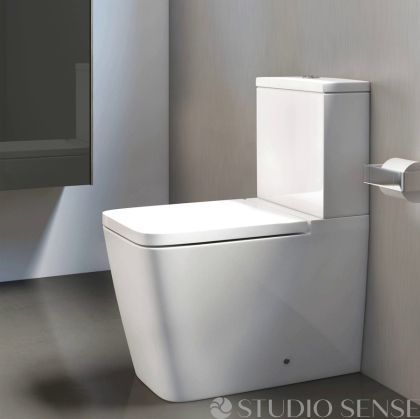 Close Coupled Toilet Inspira Square 65