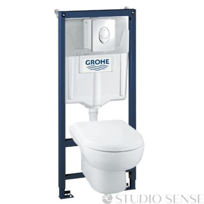 Grohe Skate Air Solido Perfect WC Set