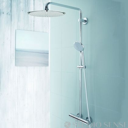 Euphoria XXL 310 Thermostatic Shower Set