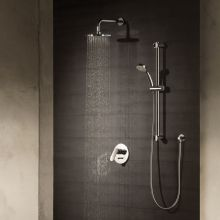 Extro Wall Shower/Bath Mixer