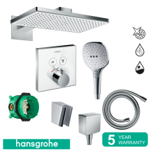 Rainmaker Select Exclusive Concealed Shower Set