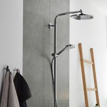 Crometta S 240 Thermostatic Shower Set