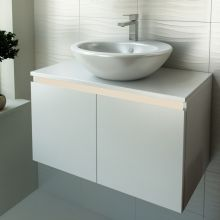 Tulip 80 Bathroom Cabinet