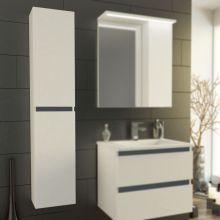 Eka Bathroom High Cabinet