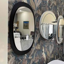 Allure Noir LED Mirror