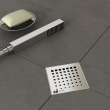 Plaza Shower Drain