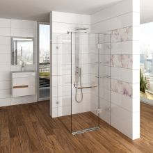 Classica Xtra Glass Shower Enclosure