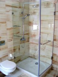 Stillo Glass Shower Enclosure
