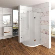 Ovale Glass Shower Enclosure