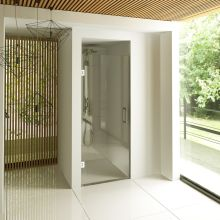 Stanza Glass Shower Door