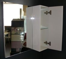 Optima Diverso Mirrored Bathroom Cabinet