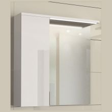 Optima Stella LED Mirrored Cabinet