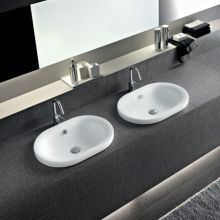 Overmounted Washbasin Daytime 62