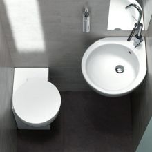 Stand Corner Toilet You&Me 51