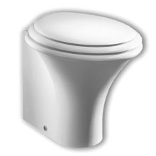 Standing Toilet Sculture 60