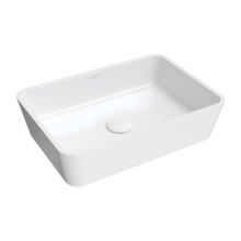 Parma 50 Sit-on Washbasin