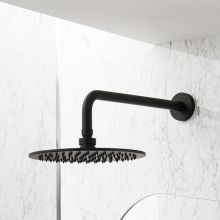 Vema Slim Black Shower Head