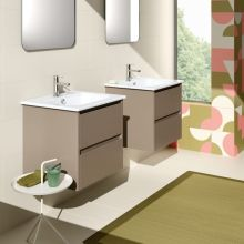 SET Washbasin Sfera 60+Hung Toilet Sfera Eco