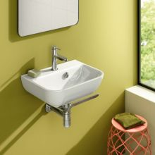 SET Washbasin Sfera 45+Hung Toilet Sfera Eco
