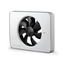 Fresh Intellivent 2.0 Black Smart Exhausting Fan